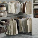 Wardrobe Systems for Best Organized Storage