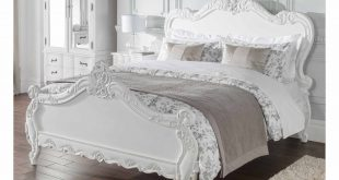 white beds estelle antique french style bed VQRQVXG