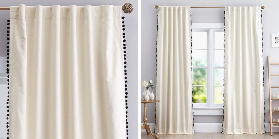 white blackout curtains blackout curtains BOXFIDO