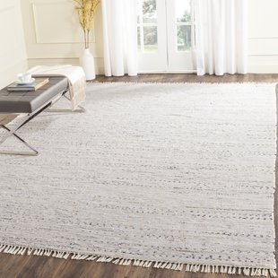 white rug penrock way handwoven cotton white area rug FVJZSJK