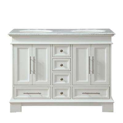 white vanity d vanity in white oak with marble vanity TZDJWCP