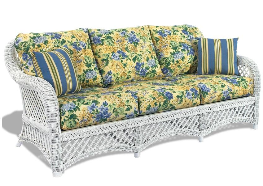 wicker sofa cushions   wicker paradise NDISEAV