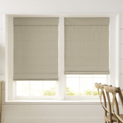 window shade brown blinds u0026 shades for window - jcpenney JQVWOBW