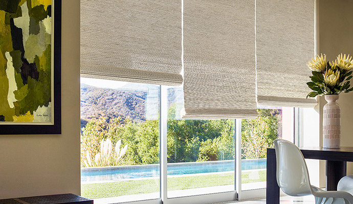 window shade waterfall woven wood shade | seaview | seaview-8 QZYLBNP