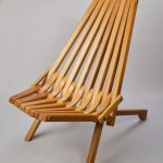Wooden Folding Chairs Practical and Comfort Features