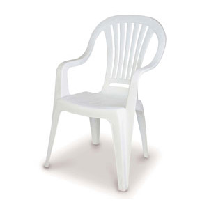 you can select the plastic garden chairs which give more comfort WWCONTX