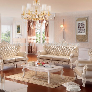 Antique French Provincial European Living Room Furniture - Buy