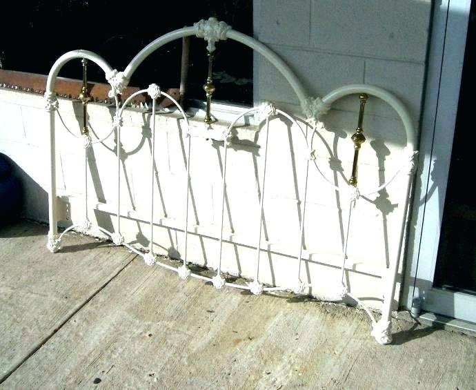 queen white metal headboard white metal queen bed antique metal headboard  white iron queen headboard antique