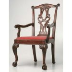 Add sophistication and elegance with   antique wooden chairs