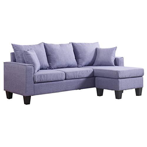 Apartment Size Sectional Sofas: Amazon.com