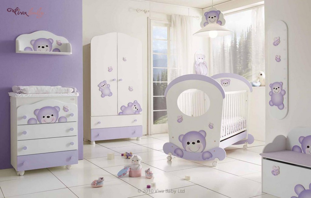 Less worry with the best baby bedroom furniture set ...