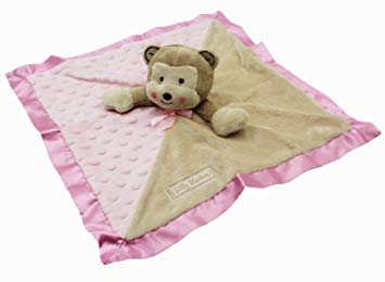 Amazon.com: CC-US Baby Kids Soft Plush Security Blanket Cute Monkey