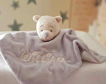 Baby comforter | Etsy