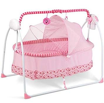 Traveller Location : automatic baby cradle Electric Baby Intelligent swing bed  rocking chair Nersery bassinets : Baby