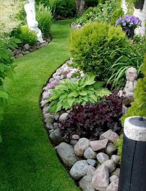 11 Amazing Lawn Landscaping Design Ideas u2022 Decor | Home Gardens