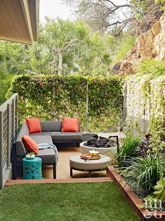 Cheap Backyard Ideas | Better Homes & Gardens