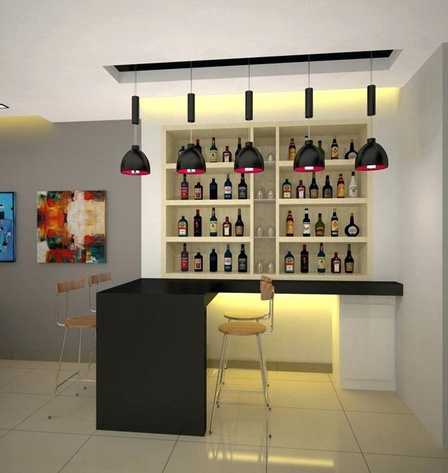 Modern Mini Bar Bar Counter Modern Design Home Furniture Modern Home