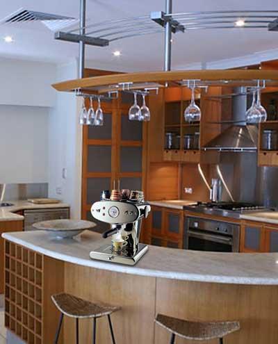 Elegant Bar Counter For Home   : Bar Counter Designs for Homes