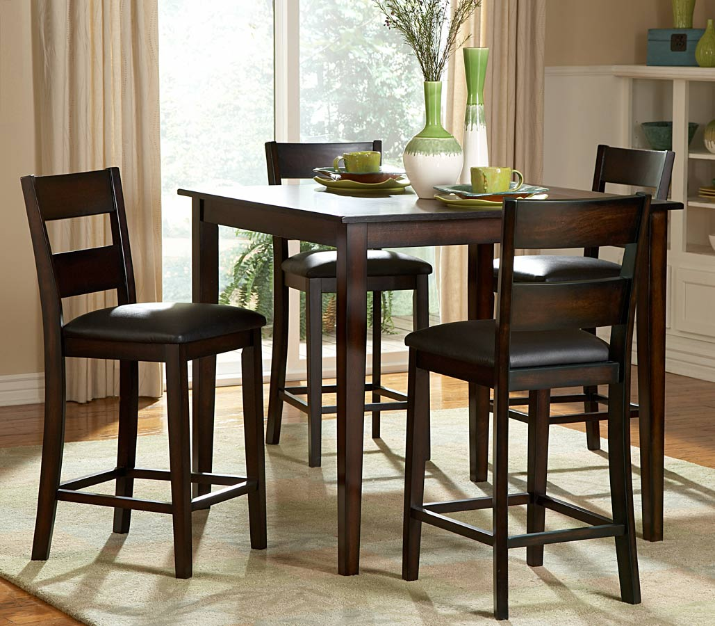 How to buy best bar height table and   chairs set