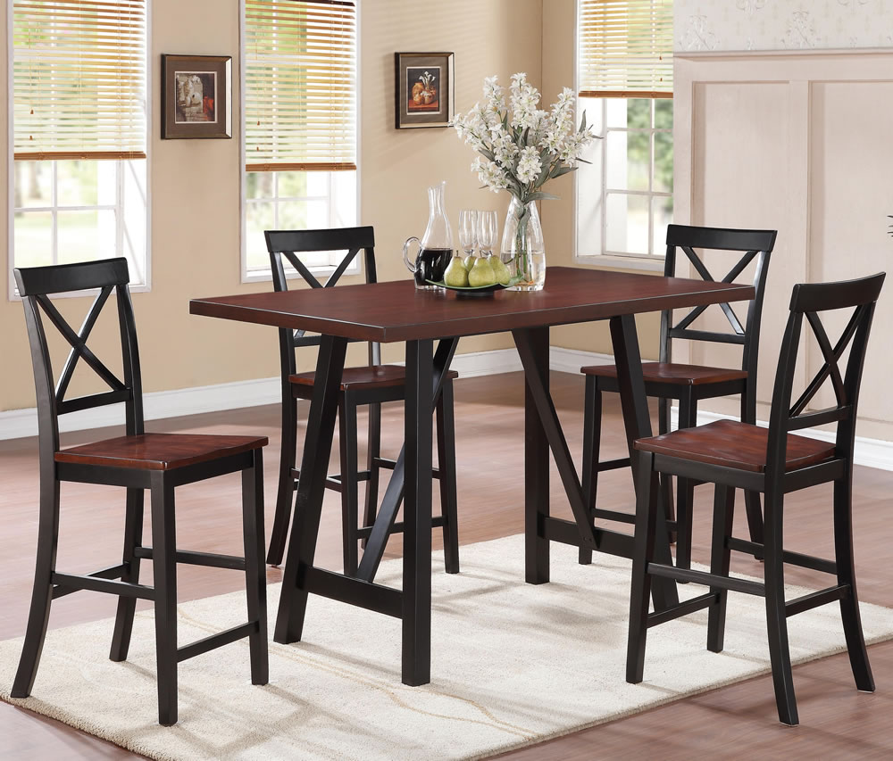 Full Size of Black For Rustic Sets And Bistro Dining Fire Chairs Patio Pit  Height Room