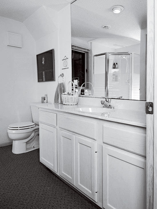 Before and After Bathroom Makeovers   Better Homes & Gardens