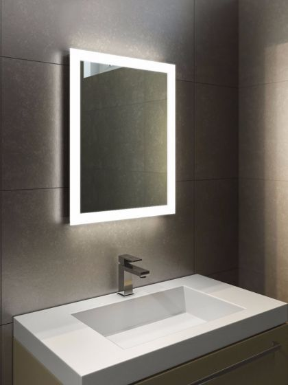 The best bathroom mirrors with   lights to illuminate
