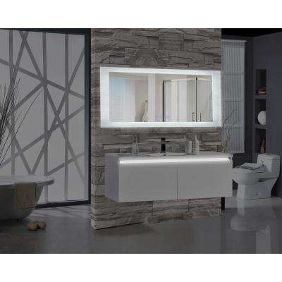 LED Light - Bathroom Mirrors - Bath - The Home Depot