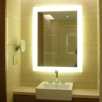 Modern Vanity Bathroom Mirror With Light - Buy Mirror With Light