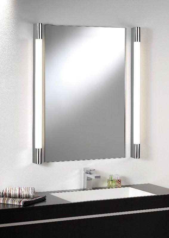 Bathroom Mirror Side Lights | Bathroom - Lighting Over Mirror