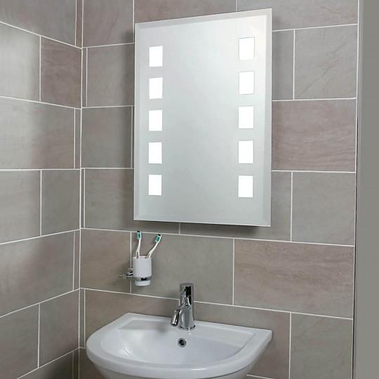 Illuminated Bathroom Mirrors - Bathshack Northern Ireland