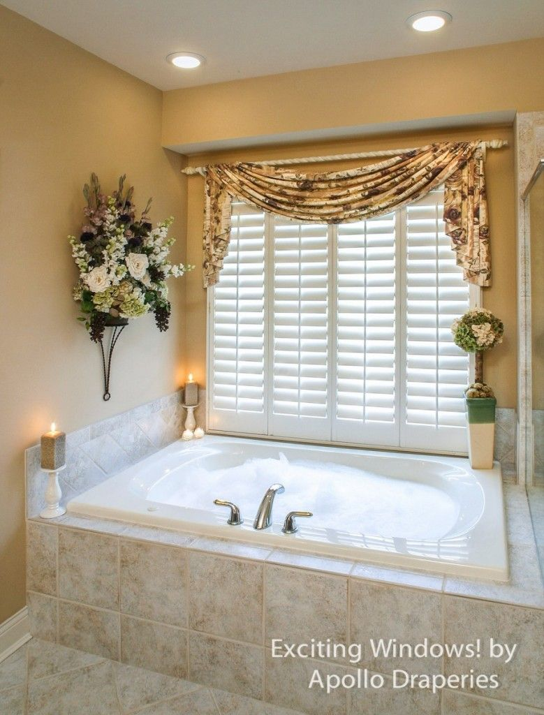 What type of bathroom window curtain   designs looks good?