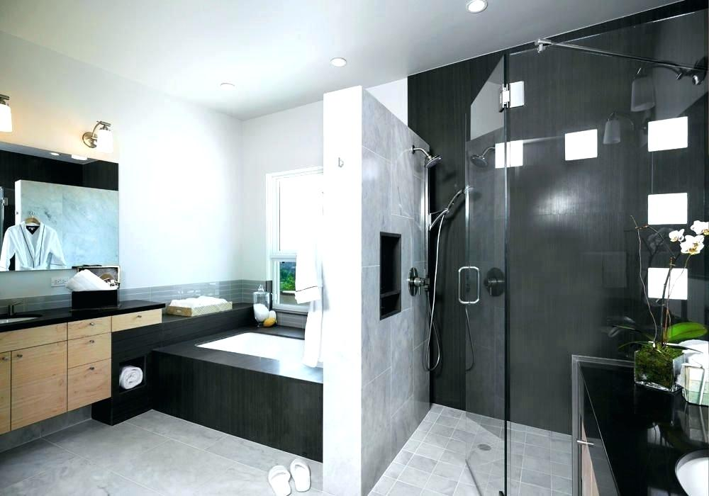 Modern Master Bathroom Beautiful Contemporary For Decor 3
