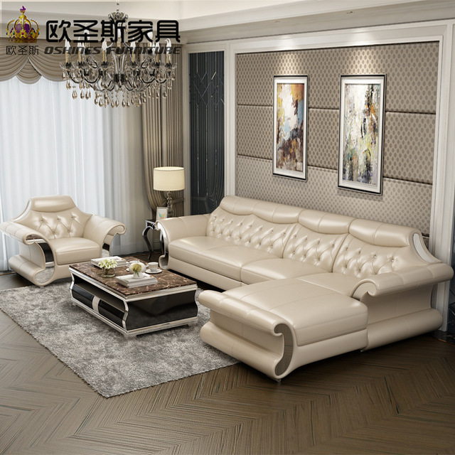 Beautiful post modern bright colored sleeper couch living room