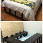Factors to consider when buying a modern   bed frame with drawers and shelves
