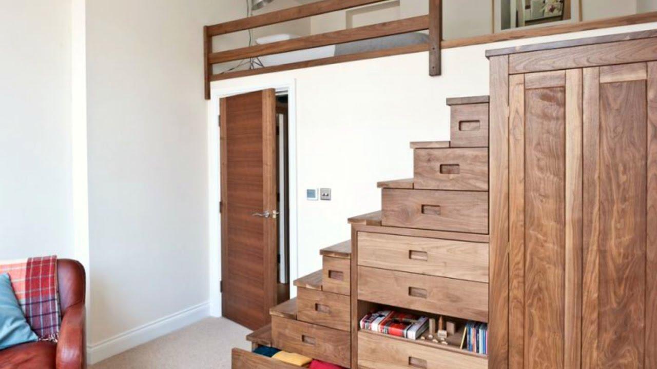80 Bedroom Storage Ideas 2017 - Amazing Design for bedroom storage - YouTube