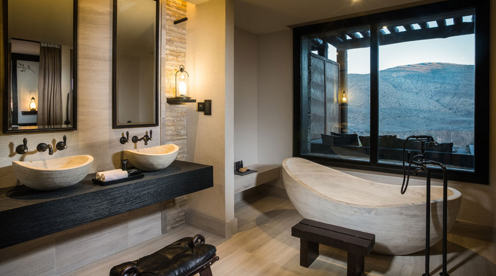 Best Bathrooms Alila Jabal Akhdar Five Star Alliance