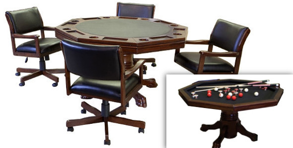 Level Best 3 in 1 Game Table