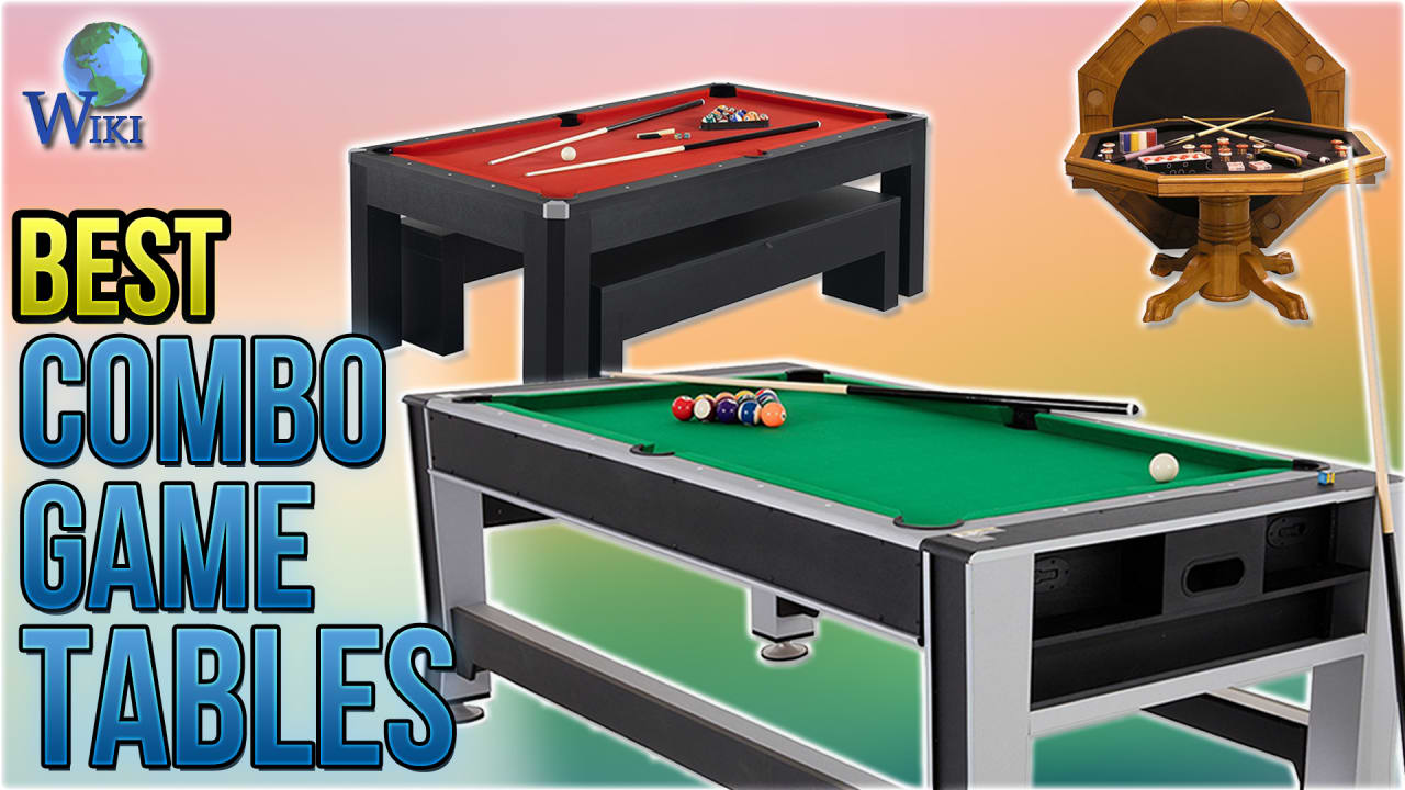 The 10 Best Combo Game Tables