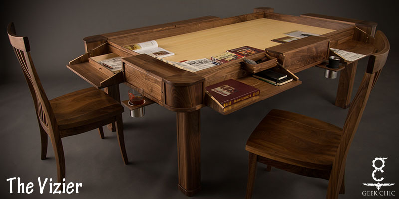 Pin It on Pinterest. Webb Pickersgill · Coolest DIY Gaming Tables