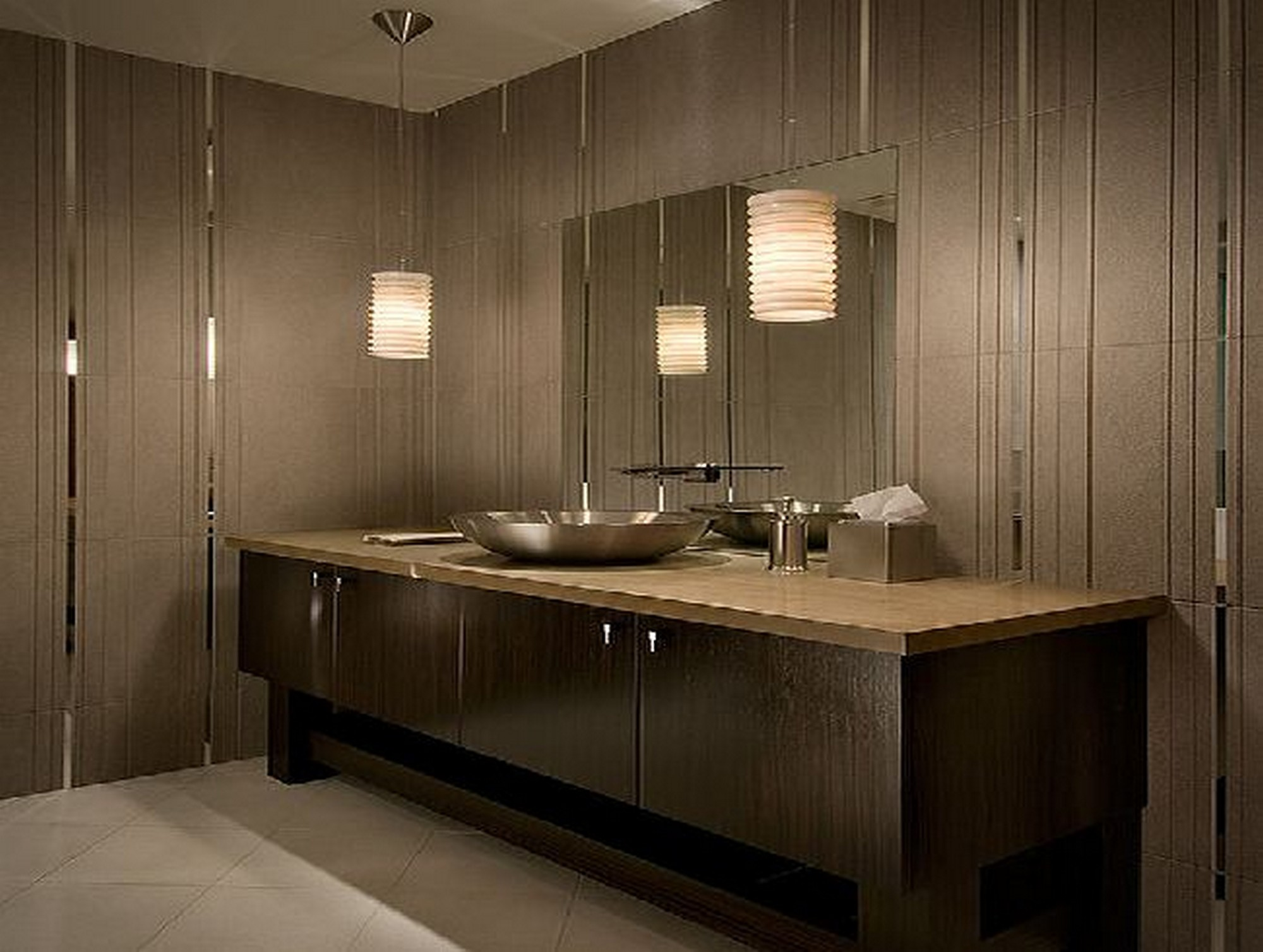 Creative Vanity Lighting For Bathroom Lighting