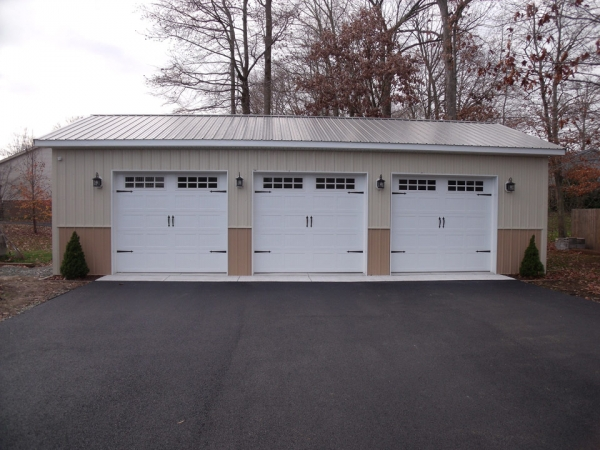 Metal Garages Bridgeport WV - Eastern Buildings - New_Castle_Testimonial