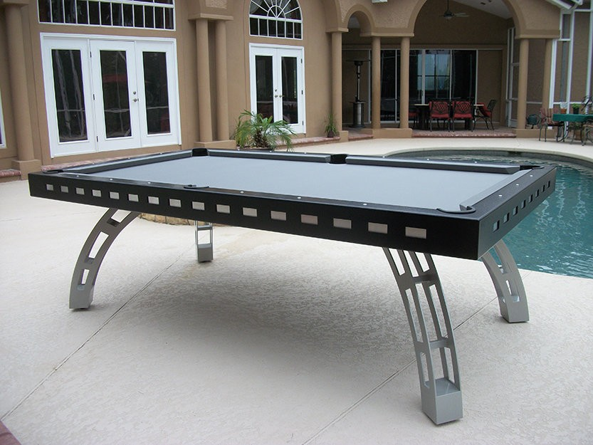 Largest All-Weather Outdoor Pool Table Manufacturer in the World