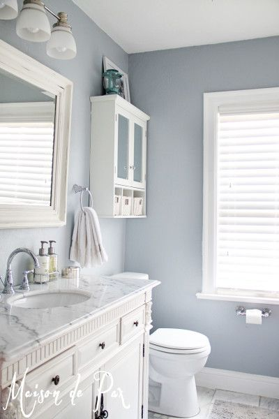 Are you building or remodeling a bathroom? Colors can be so trick in these  small rooms. Light colors do best Read more »