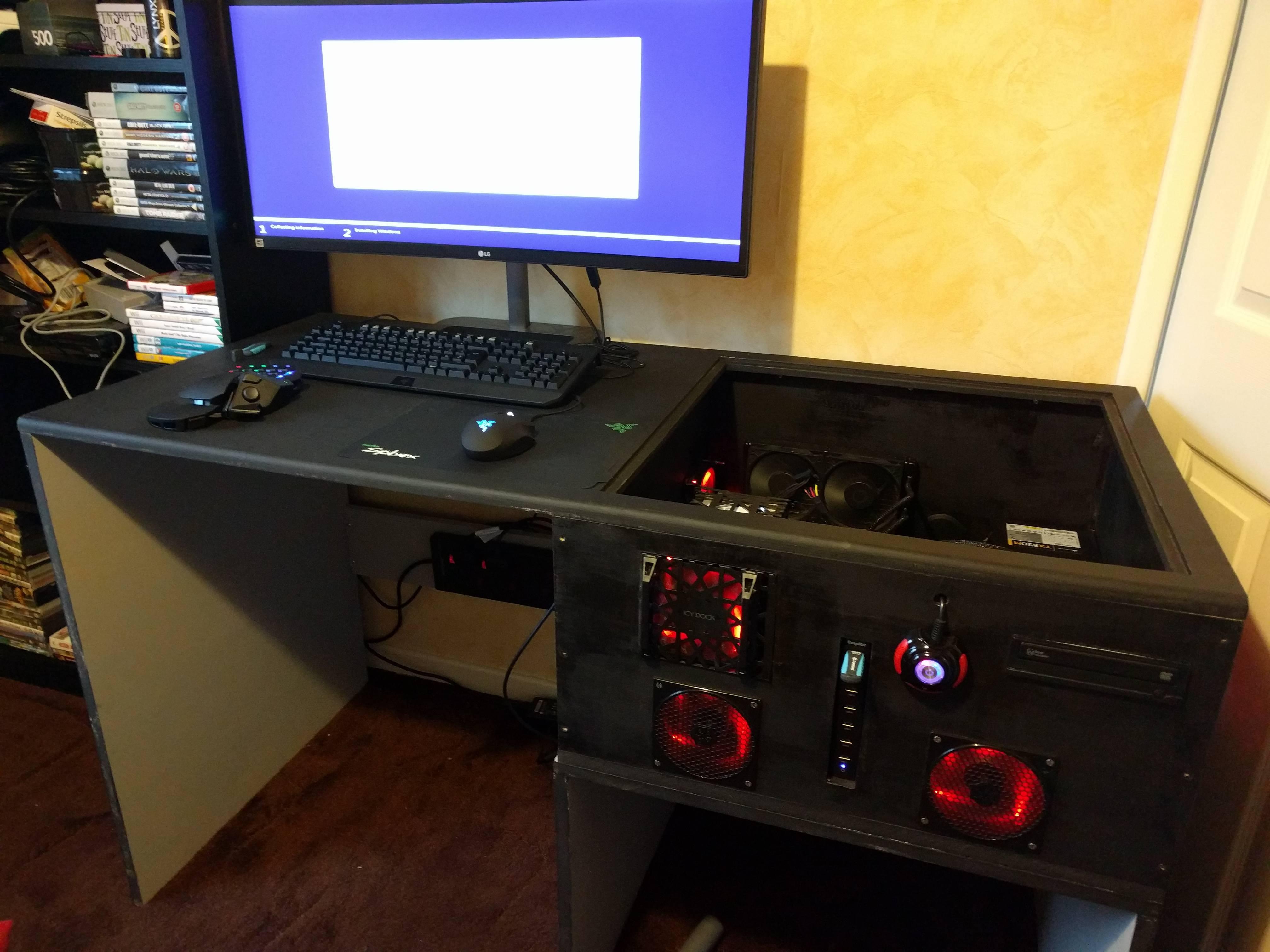 Best Gaming Desk Good Pc Gaming Desks