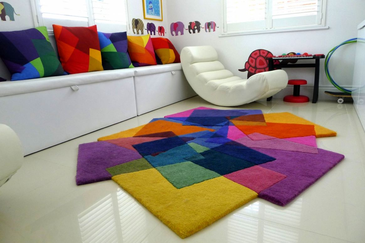 Photo 1 of 7 5 Significant Things To Keep In Minds When Choosing The Best  Kids Playroom Rug - 42