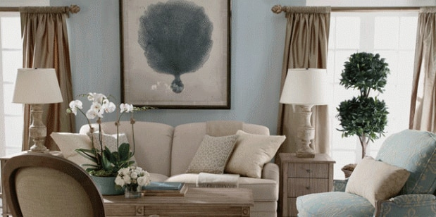 Top 4 Living Room Window Treatment Ideas | Blindsgalore Blog