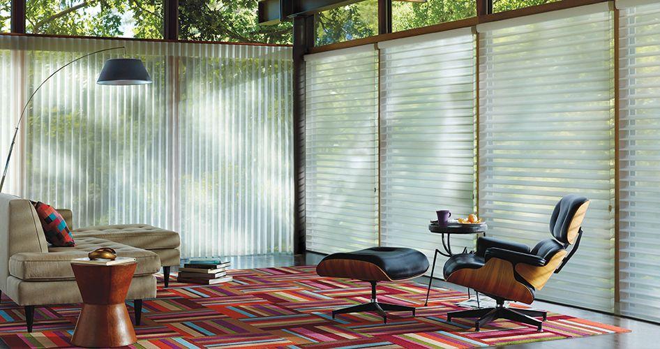 Best Living Room Window Treatments | Living Room Blinds