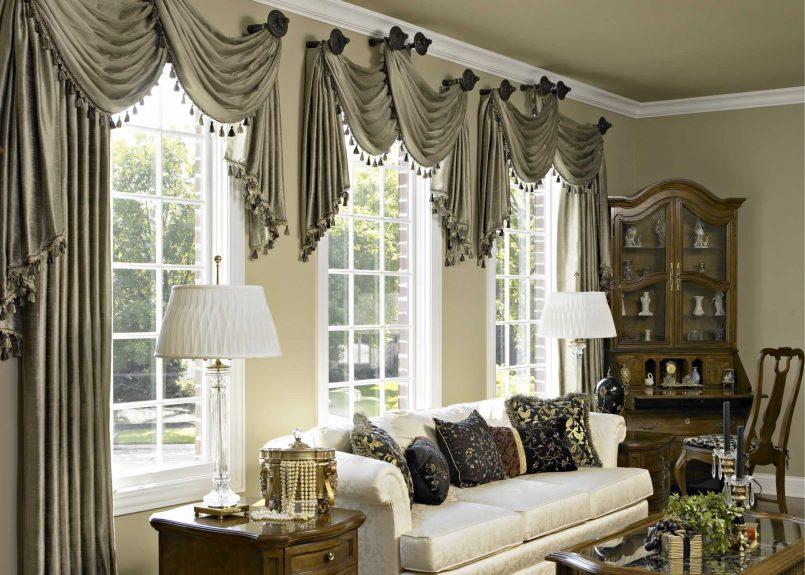 Living Room Living Room Window Blinds Best Window Coverings For