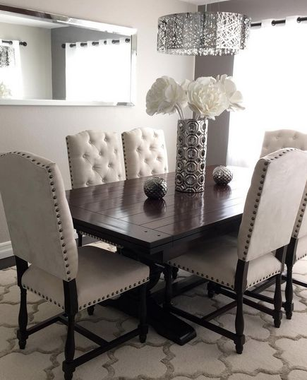 MIRROR Our Montecito Collection merges traditional and formal in
