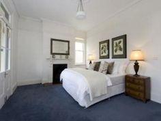 IFTTT. Blue Carpet BedroomBlue
